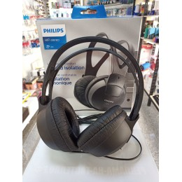 Наушники PHILIPS Wired full-size/40 mm (DRSHP190010)