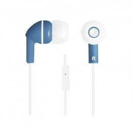 Вакуумные наушники CANYON CNS-CEP03 fashion earphones с микрофоном