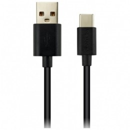 Кабель USB, Type C USB 3.1 standard cable (SWECNSUSBC9) CANYON черный