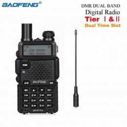 Рация Baofeng DM-5R plus (136-174/400-480) ЦИФРОВАЯ