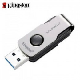 32GB память USB Flash 3.0 DataTraveler swivel Design Kingston (K8DTSWIVL32GB)