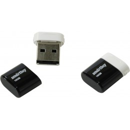 16GB память USB Flash LARA черный SMARTBUY