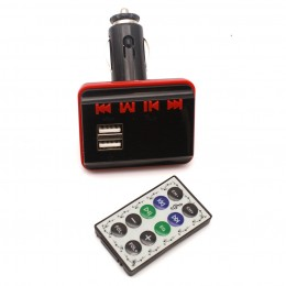 FM Модулятор Car Charger Mp3-FM Bluetooth с пультом
