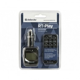 FM Модулятор Bluetooth DEFENDER 316 RT-Play с пультом