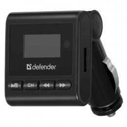 FM Модулятор Bluetooth DEFENDER 320 RT-Basic с пультом