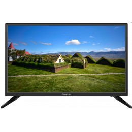 Жидкокристаллический телевизор, Prestigio LCD TV TOP 24`(1366x768) smart TV(1/8GB) (PTV24SS04ZCISBK)